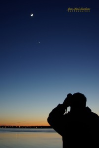 Photographe lune havre