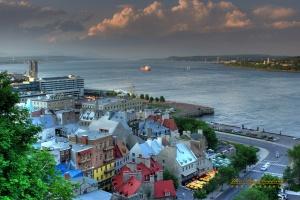 Québec base ville logo